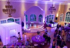 Wedding Ceremony and Reception/ LED Uplighting/ DJ Services/ Wedding Photo Booth/ Custom Monogram/ Pinspots/ Wedding Photography/ Wedding Videography